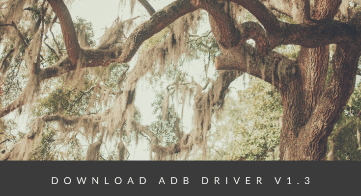 Download latest version of ADB DRIVER for Xiaomi Device