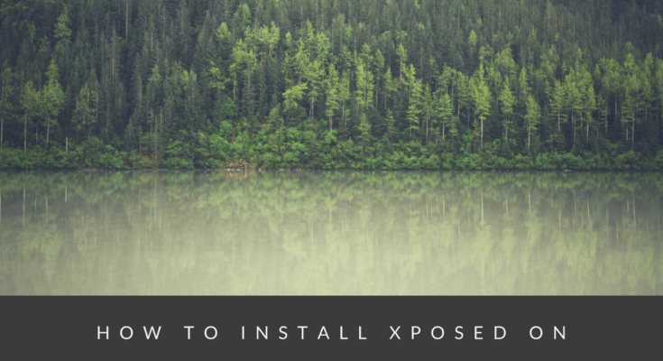 Download Xposed for Elephone S3