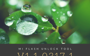 Download Mi Flash Unlock Tool v1.1.0317.1