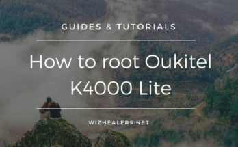 Rooting tutorial for Oukitel K4000 Lite