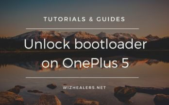 Unlock bootloader guide for OnePlus 5 (Cheeseburger)