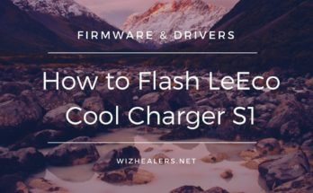 Flash TWRP Custom Recovery and install latest ROM on Cool Charger S1