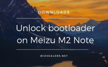 Unlocking Bootloader Tutorial for Meizu M2 Note